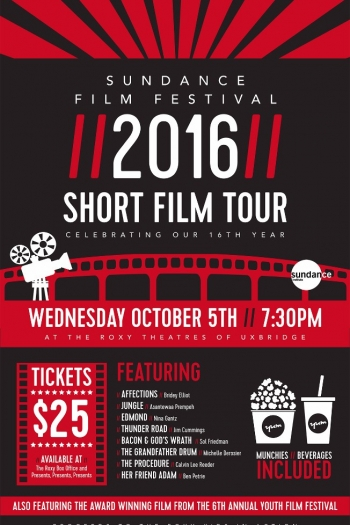 Sundance Short Film Festival Uxbridge